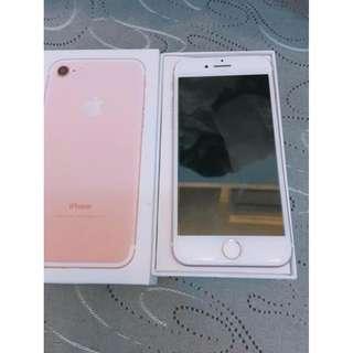iphone7 128g 九成九新