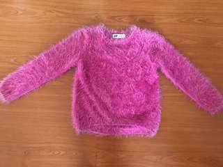 H&M Pre-loved Furry Sweater