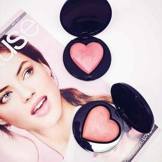 Heart Blusher limited