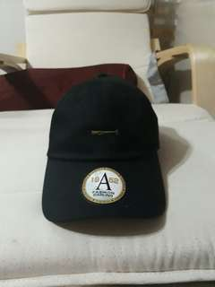 Oumuhua Cap Black