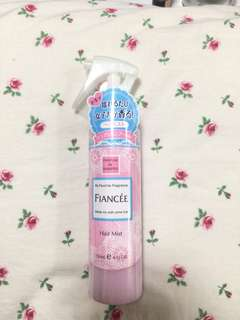 Fiancee hair perfume (floral scent) from Japan drugstore