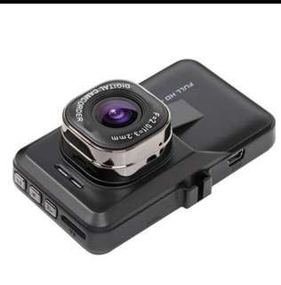 Car Dvr Camera Full HD 1080P Cam Video Recorder