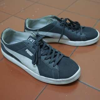 Sepatu Puma Grey Original Size 45
