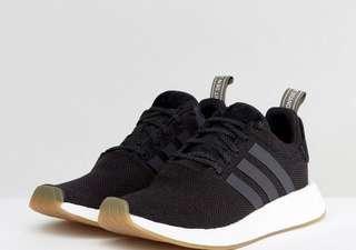 Original Adidas NMD's in black