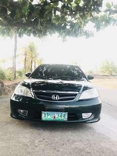 Honda Civic 2004 VTEC 3