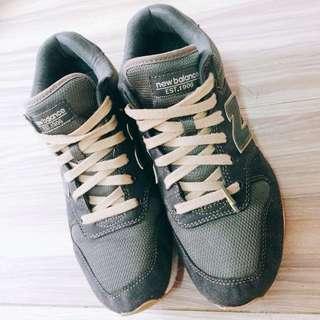 🚚 New balance 經典復古款綠色休閒鞋慢跑鞋