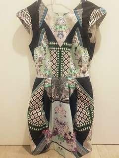 Cue dress as 8