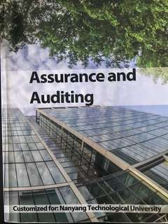 NBS AC2104 Audit Textbook
