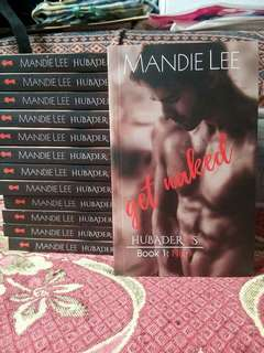 Get Naked- by Mandie Lee