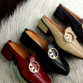 Tory Burch Ramsey Loafers Leather