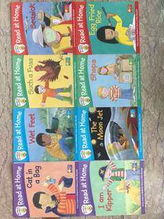 Floppy's Phonics - Read at Home (Set of 8). Oxford Reading Tree - UK