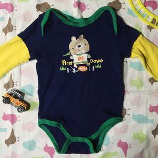 Two-set Onesie for boy