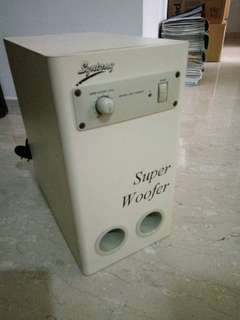 Syntony Super Woofer