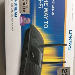 Linksys route ea 7500