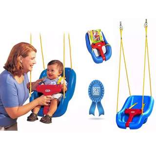 Little Tikes Snug and Secure swing