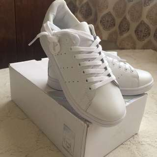 Adidas All White Stan Smith