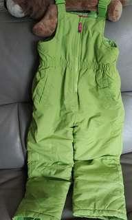 Skiing set 滑雪外套+連身褲
