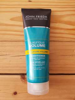 John Frieda luxurious volume conditioner