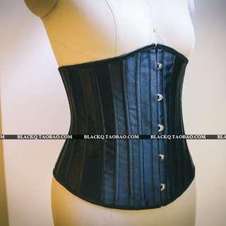 [BN] Black Corset
