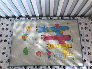 Baby infant changing mat 90cm x 60cm