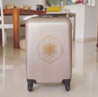 Star Wars | The Last Jedi Carry On Luggage