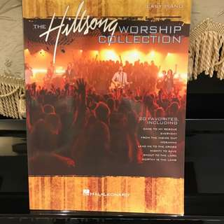 Christian Worship Music Scores: The Hillsong Worship Collection