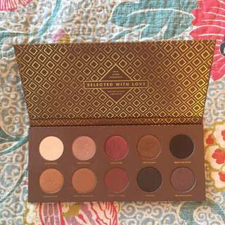 New Zoeva Cocoa Blend Eyeshadow Palette