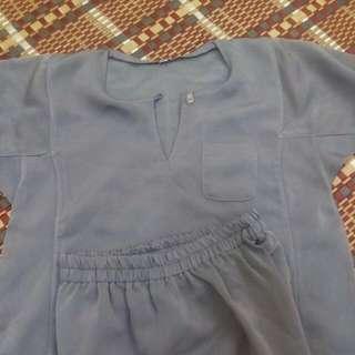 Baju Melayu Johor