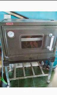 Oven gas sekali pakai
