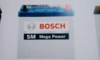 Car Battery-S4 80D23L Bosch Battery SM Mega Power              要买就买有品质保证的货品👍                                                             Get quality goods👌                                                                                    Cash and Carry