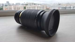 Canon AE-1 75-200mm 1:4.5 Zoom Lens (Made in Japan)