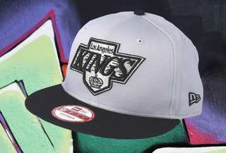 NEW ERA L.A KINGS SNAPBACK CAP - NEW