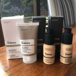 The Ordinary Foundations and Primer (New)