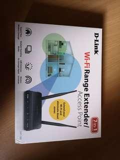 Wi-Fi range extender DAP-1360
