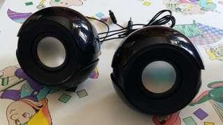 Stereo Mini Speaker
