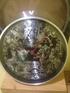 Wall Clock one piece