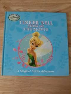 Tinker Bell story of the movie