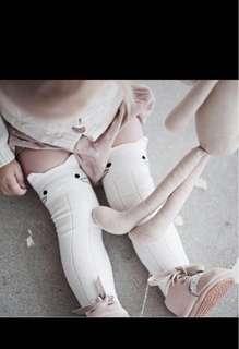 [PO] Cute Toddler Knee High Sock