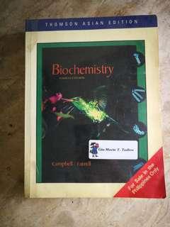 Biochemistry 4th ed Thomson Asian Ed