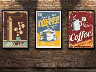 Coffee Posters [PO]