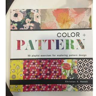 C207 BOOK - COLOR PATTERN