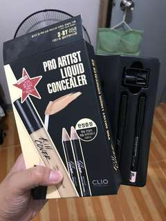 Clio Kill Cover Pencil Concealer and Highlighter
