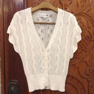 Forever 21 Knitted Vest