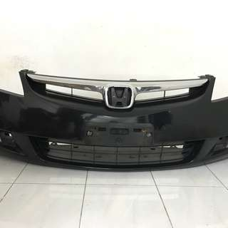 Original Honda Civic 2007  front bumper