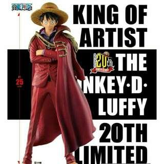 🚚 One piece luffy