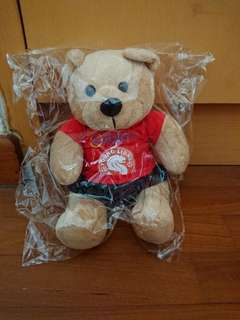 Courts Young Lions Teddy Bear