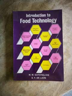 Introduction to Food Technology