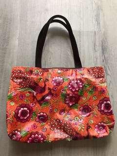 Goods of desire G.O.D design tote bag