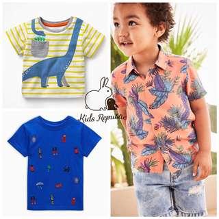 KIDS/ BABY - Tshirt/ Shirt/ shorts