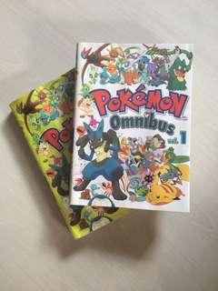 Pokemon Omnibus Guidebook Vol. 1 and 2